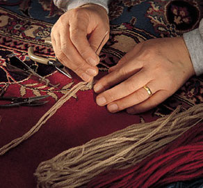 Oriental-Rug-Wool-Persian-Rug-Repair